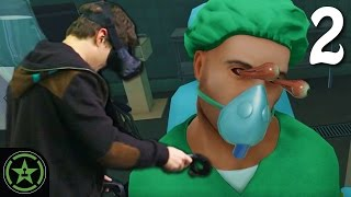 Repeat youtube video Let's Play - VR Surgeon Simulator ER: Experience Reality Part 2