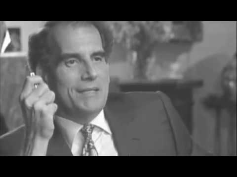 David Berlinski, Writer, Thinker, and Raconteur