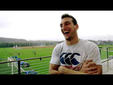 DS Smith Quick-fire Q&A with Sam Warburton