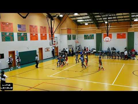 1/23/19 - Howard Middle School vs Rutland Middle School (Girl's Game)