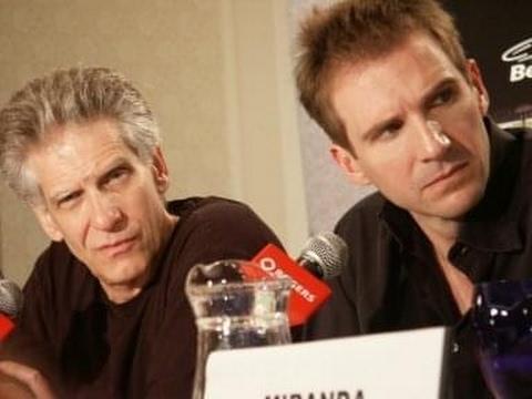 David Cronenberg and Ralph Fiennes interview (2003)