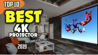 Best 4K Projector 2019 🏆 TOP 10