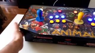 Video Consola Arcade MAME