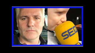 Noticias de última hora | Cañizares recuerda a su hijo en su regreso a El Larguero