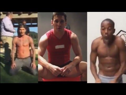 Ice Bucket Challenge Compilation ● BEST FOOTBALL PLAYERS (Messi, Robinho, Beckham, Lukaku...)