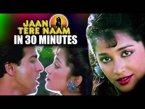 Hindi Romantic Movie | Jaan Tere Naam |...
