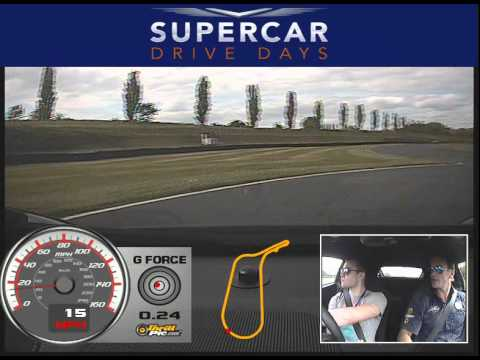 Mclaren Supercar Drive Days Mallory Park Youtube
