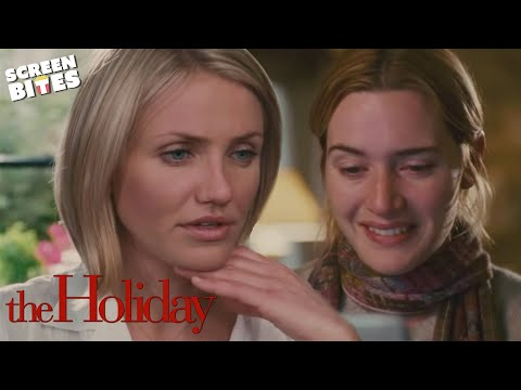 The Holiday  Cameron Diaz and Kate WInslett House Swap  HD VIDEO