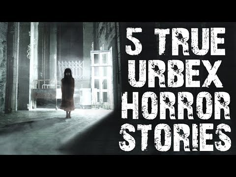 5 TRUE Dark & Terrifying Urban Exploration Horror Stories | (Scary Stories)