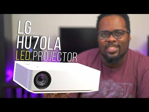 LG HU70LA Review