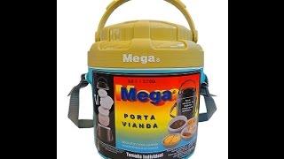 Обзор термоса для еды Mega® (США)