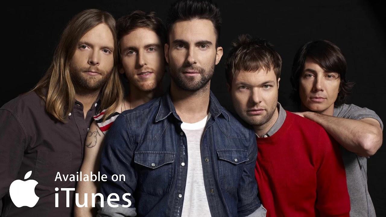 Maroon 5 - Misery (iTunes Session)