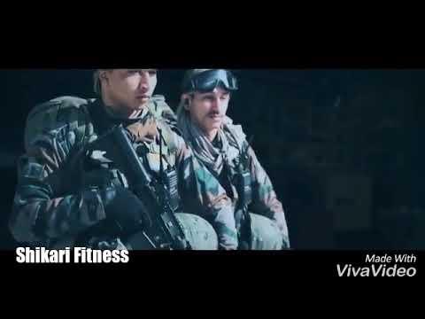 indian-army-||-para-sf-||uchi-range-rakhi-aa||-shikari-fitness-||