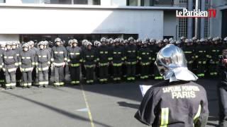 Bondy : l'hommage poignant aux pompiers morts suite à un incendie