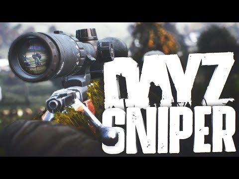 """Самый """"меткий"""" снайпер - DayZ"""