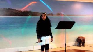 Sri ranga ranganathanin-karaoke performance