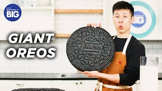 I Made Giant 30-Pound Oreos  Tasty