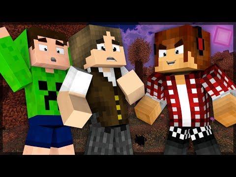Minecraft: A TERRÍVEL DIMENSÃO DO REVERSE AUTHENTIC!!!