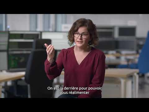 Portrait d'un métiers Enedis : Emilie - agent de conduite réseau