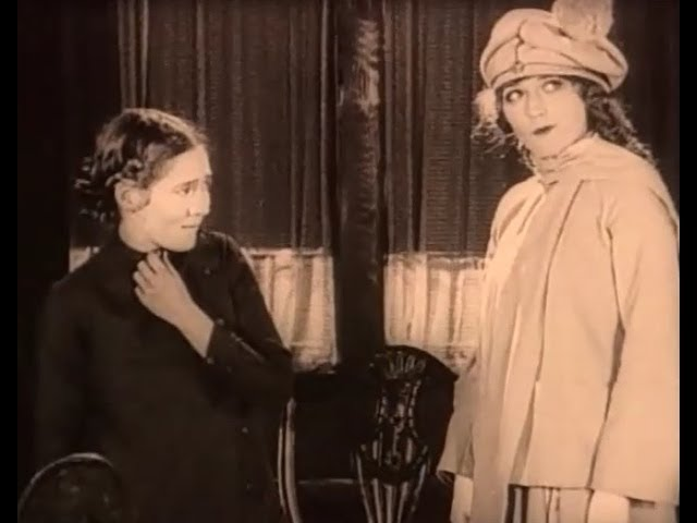 """Stella Maris"" (1918) starring Mary Pickford"