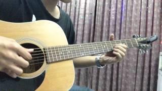 Anh Sai Rồi (MTP - Sơn Tùng)- [Fingerstyle Acoustic Guitar]