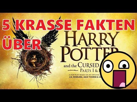 Download 5 KRASSE FAKTEN über Harry Potter And The Cursed Child