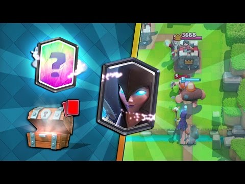 NIGHT WITCH, FREE LEGENDARY & NEW EVENT! | Clash Royale | PERFECT EVENT CHALLENGE GAMEPLAY!