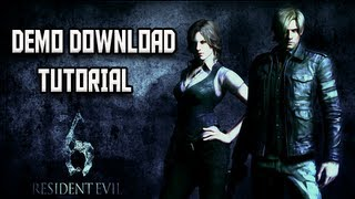 Resident Evil 6 - How to Download Demo on XBOX Tutorial Guide