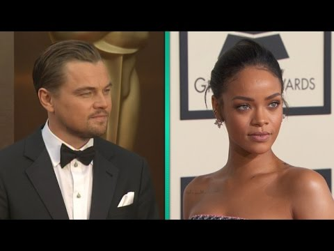 Did Leonardo DiCaprio Send Rihanna 'I Love You' Roses?