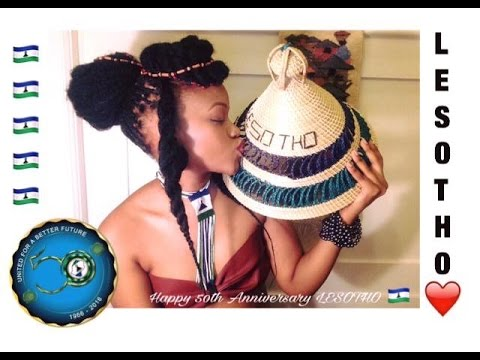Lesotho 50th Independence Dedication | Facts About Lesotho | Achievements | Mosotho YouTuber
