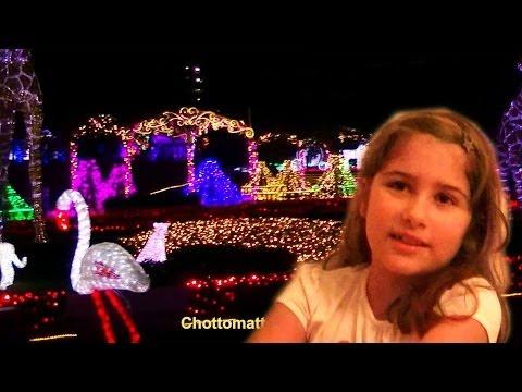 Osaka Tennoji Christmas Lights Trip あべの・天王寺イルミナージュ 2013