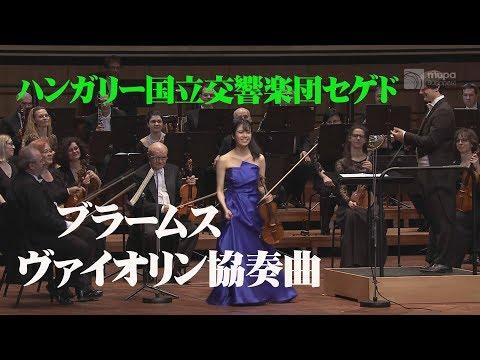 ブラームス ヴァイオリン協奏曲 ニ長調 作品77  Brahms: Violin Concerto in D major, op. 77