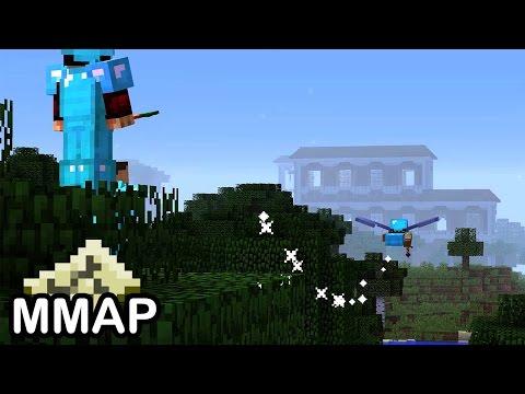 Minecraft: Our FIRST Woodland Mansion! (993)