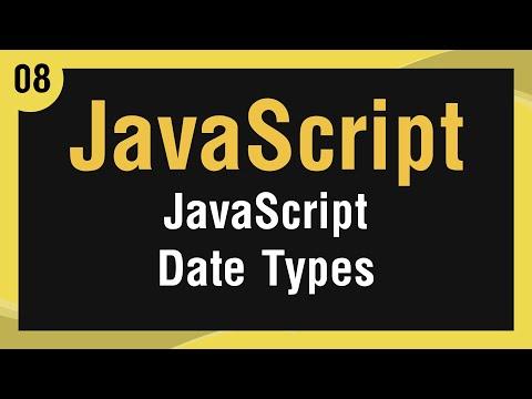 [ Learn JavaScript In Arabic ] #08 - Data Type