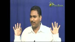 Telugu Christian Message By Br Olive Green: