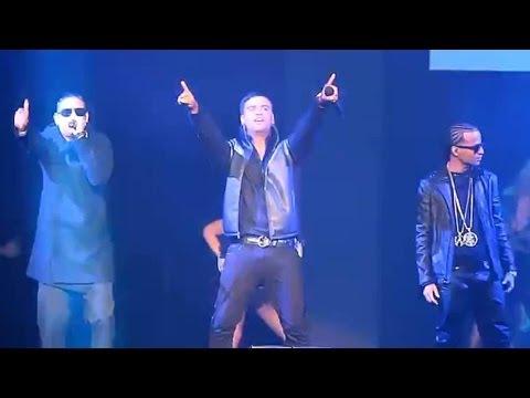 Arcangel, Plan B, Zion & Lennox, RKM & Ken-y (Coliseo De Puerto Rico)Concierto La Formula Sigue HD