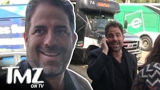 Brett Ratner: Check Out My New Tesla | TMZ TV