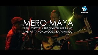 Bipul Chettri & The Travelling Band - Mero Maya (Live at Tangalwood)