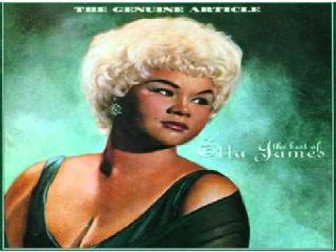 Etta James - I Would Rather Go Blind (Sixfingerz Tribute Remix)