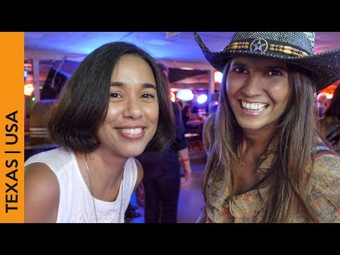 Vlog at the Broken Spoke: an authentic Texas dancehall in Austin, TX