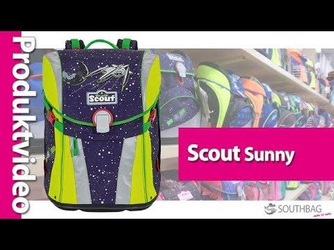 9b95a4854f42a Scout Schulranzen Sunny - Produktvideo - YouTube