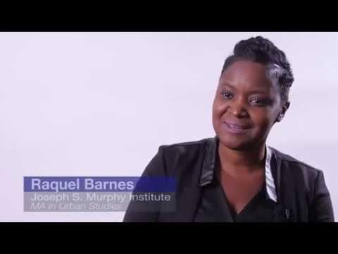 Why choose the Murphy Institute? - Raquel Barnes 2