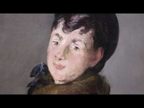 Manet And Modern Beauty At Getty Museum