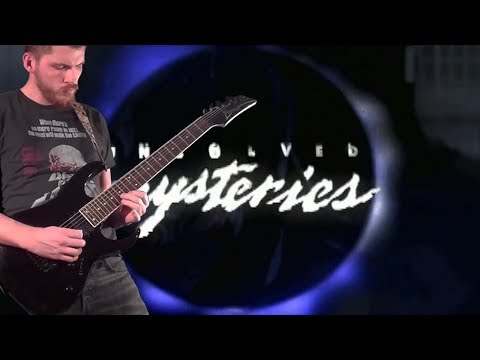 Unsolved Mysteries Theme Song (Metal Version) || Artificial Fear