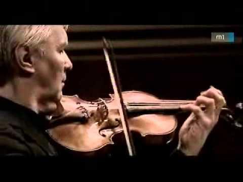 Kern András vezényli Beethoven hegedűversenyét (Part 2).avi