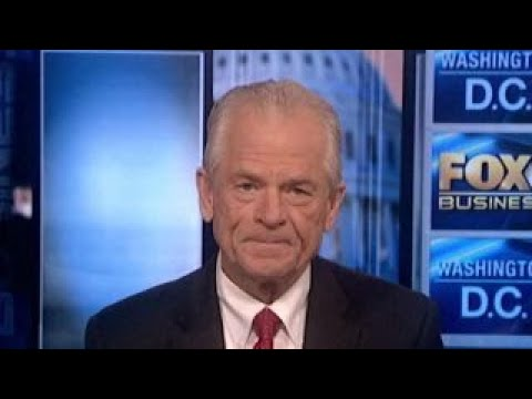 Trump's Tariffs Are A Necessary Defense Against China: Peter Navarro