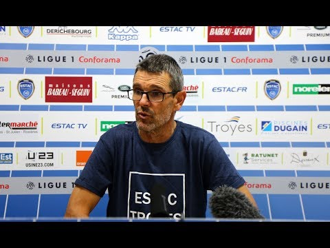Bordeaux-ESTAC⎥L'avant match avec Jean-Louis Garcia
