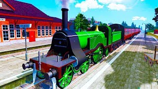 Classic Train Simulator Britain (by Highbrow Interactive) Android Gameplay Trailer