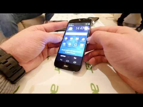 Acer Liquid Jade S im Hands On [4K Deutsch]