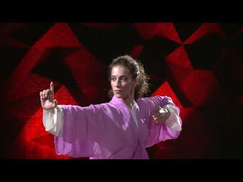 Qigong and Wushu Kungfu - Jing-She School   Jing She   TEDxVilaNovadeGaia